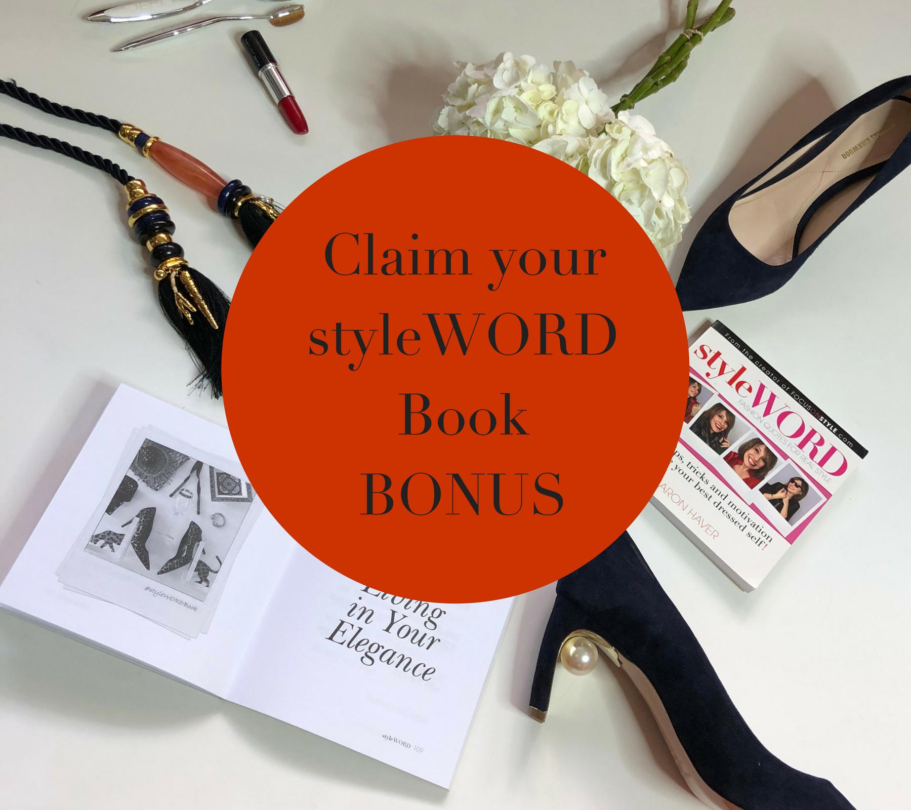 Claim Your Complimentary Book Bonus Audio Training